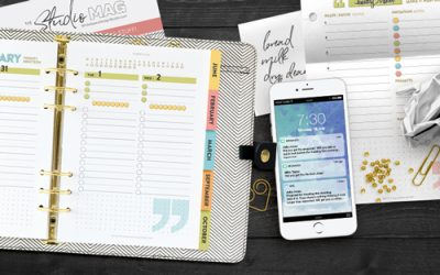 6 INGREDIENTS YOU NEED TO BETTER PLAN AND ORGANISE YOUR BUSINESS AND LIFE