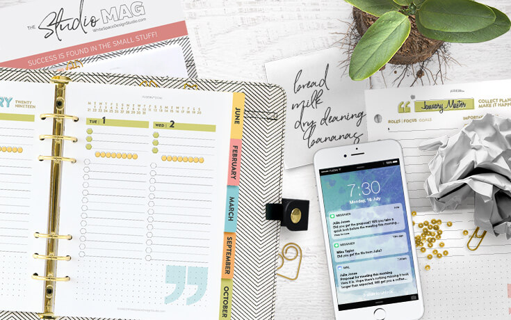 5 PLANNING MISTAKES THAT ARE KILLING YOUR PRODUCTIVITY
