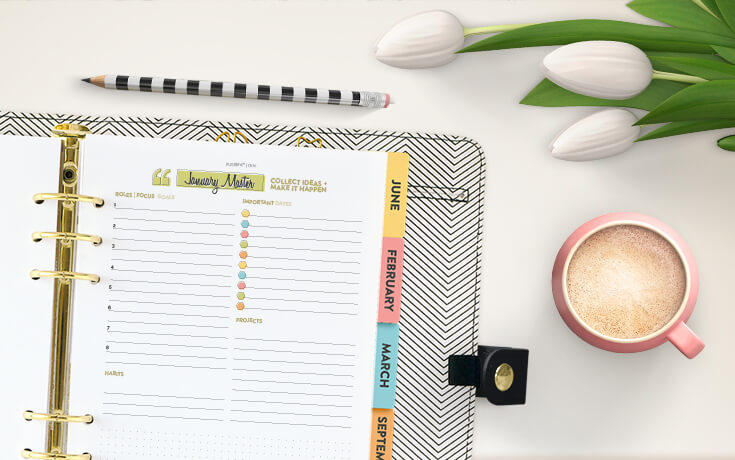 HOW TO PLAN FOR AN AWESOME YEAR AHEAD
