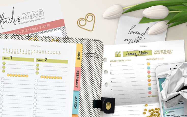 The 5 step quick start planner plan to free yourself from the drift of overwhelm